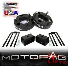 "2.5"" Front 2"" Rear Leveling lift kit for 2007-2018 Chevy Silverado Sierra GMC"