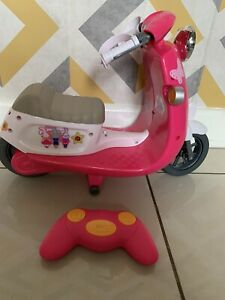Baby Born 824771 City RC Scooter, Pink