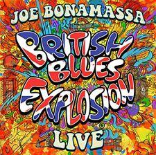 JOE BONAMASSA - BRITISH BLUES EXPLOSION LIVE - NEW COLOURED VINYL LP - PRE-ORDER