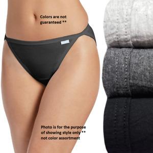 Jockey Elance String Bikini Underwear 3 Pack, Assorted Packages