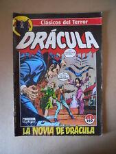 DRACULA Clasicos del Terror #3 1988 De Agostini -  [G322] BUONO