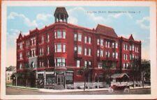 Marshalltown, IA 1920s Postcard: Pilgrim Hotel - Iowa
