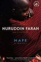 Maps by Farah, Nuruddin , Paperback