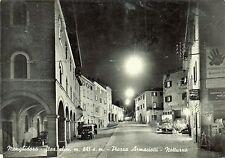 Z11592-MONGHIDORO, STAZ. CLIM. PIAZZA ARMACIOTTI, NOTTURNO, BOLOGNA, 1958