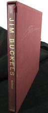 Jim BUCKELS, Metaphysical Landscapes, Plus 2 Original Serigraphs, All Signed