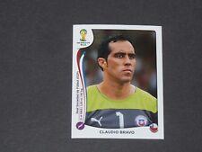 148 BRAVO REAL SOCIEDAD CHILI CHILE PANINI FOOTBALL FIFA WORLD CUP 2014 BRASIL