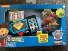 Paw Patrol Mission Pup Pad New in Box