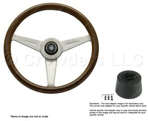 Nardi Classic 360mm Steering Wheel + Hub for BMW 2002 5051.36.6300 + .0601
