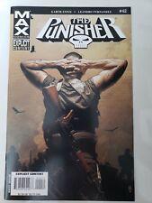"THE PUNISHER MAX #37-42 (2006) GARTH ENNIS ULTRA VIOLENT! FULL ""MAN OF STEEL"" NM"