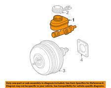 GM OEM-Brake Master Cylinder 15142479