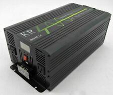 Fair KR 3000W 12V DC to 120V AC Pure Sine Wave Solar Power Inverter - QS0062