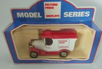 Lledo Die Cast Picture Pride Displays Bull Nose Morris Van Promotional Vehicle