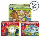 Orchard Toys KS1 Home Learning Pack 3 Age 5+  Board Game