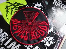 The Devil's Blood Patch Black Metal Urfaust