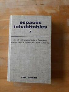 Espaces inhabitables, Tome 2 - Casterman (1973)