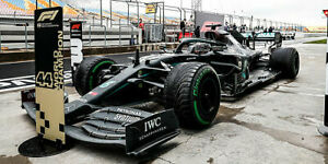 MERCEDES-AMG F1 TEAM W11 EQ PERFORMANCE HAMILTON WINNER TURKISH GP 2020 1:18 NEW