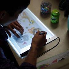 A4 LED Light Box Tracing Board Art Design Stencil Drawing Pad Copy Lightbox