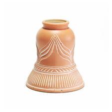 Ceramic bell lamp shade
