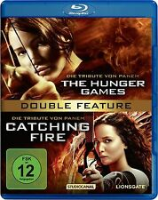 Die Tribute von Panem - The Hunger Games & Catching Fire Blu-Ray