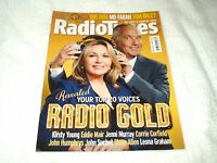 Radio Times Magazine 30th July 2016 Radio Gold Voices Kirsty Young