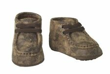 ARIAT INFANT MEMPHIS STOMPERS BROWN - FOOTWEAR KIDS   - A442000691