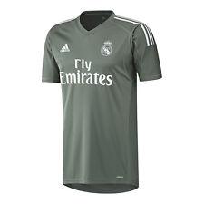 Verde XL adidas Real Madrid H GK Jsy Maglietta da Calcio Uomo (vertra/bianco)