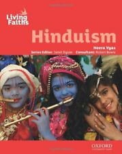 Living Faiths Hinduism Student Book, Vyas, Bowie, Dyson 9780199129973 New.