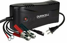 Duracell DRBM2A Black 2 Amp Battery Charger/Maintainer
