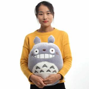 Studio Ghibli Kiki's Delivery Cat Pillow Cushion Cute Cartoon Totoro Plush Doll