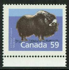 Canada sc#1174 Wildlife - Mammals : Musk Ox, Mint-NH