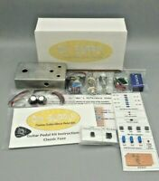 DIY Guitar Effects Pedal Kit- Classic Fuzz Distortion -Step By Step Instructions