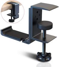 Foldable Headphone Stand Holder All Aluminum Headset Stand Hanger Desk Hook