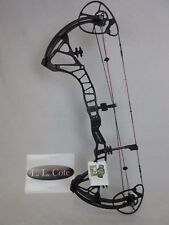 New Bowtech RPM 360 Right Hand 50-60lbs 24-30in. Black Out 2017 LIMBS