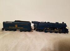 Vintage HO Train BALTIMORE and OHIO Locomotive & Coal