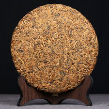 Organic Nonpareil Supreme Yunnan Black Tea Golden Bud Dian Hong Cake 357g
