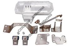 CXRacing S13 SR20DET Engine Transimission Mount Oil Pan For Datsun 510 Swap SR20