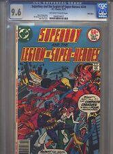 Superboy #234 Cgc 9.6 (1977) & Legion of Super-Heroes Mile High Ii