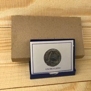 1986 Liberty Half Dollar Proof Coin Uncirculated w/Box Plus