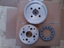 Used Belt Drive Clutch Parts For Big Twin Aftermarket Pressure Plate Inner Hub