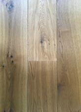 Engineered Oak Flooring Smoked Oiled Wood Floor 190mm Wide real wood
