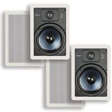 New!! Polk Audio RC85i In-Wall Speakers (2 Pairs) Use as Mains or Surrounds!!