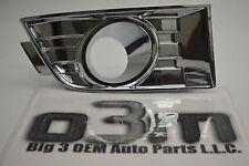 2007-2010 Ford Edge Passenger Side Fog Light Chrome Bezel new OEM 7T4Z-17E810-B