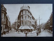 More details for bristol clare street & baldwin street c1905 rp postcard by burgess & co.