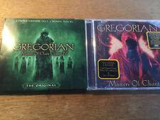 Gregorian [2 CD Alben] Master of Chants + Chapter IV