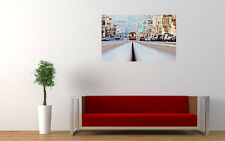 """STREETS OF SAN FRANCISCO ART PRINT POSTER PICTURE WALL 33.1"""" x 20.7"""""""