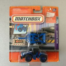 MATTEL MATCHBOX# MEGA TRACTOR   TRATTORE DIE CAST#MOSC SEALED CARD