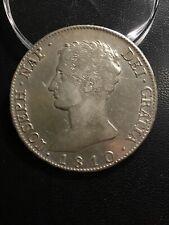 20 Reales de plata José Napoleón 1810 A I