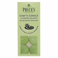 Price's Round Scented Candles Lights