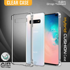 For Samsung Galaxy S8 S9 S10 S10e S20 Note 9 10 Plus Clear Case Heavy Duty Cover