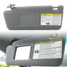 Driver Gray Sun Visor for Toyota Tacoma 2005 2006-2012 W/O Light 74320-04181-B1